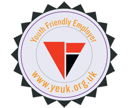 youth friendly badge