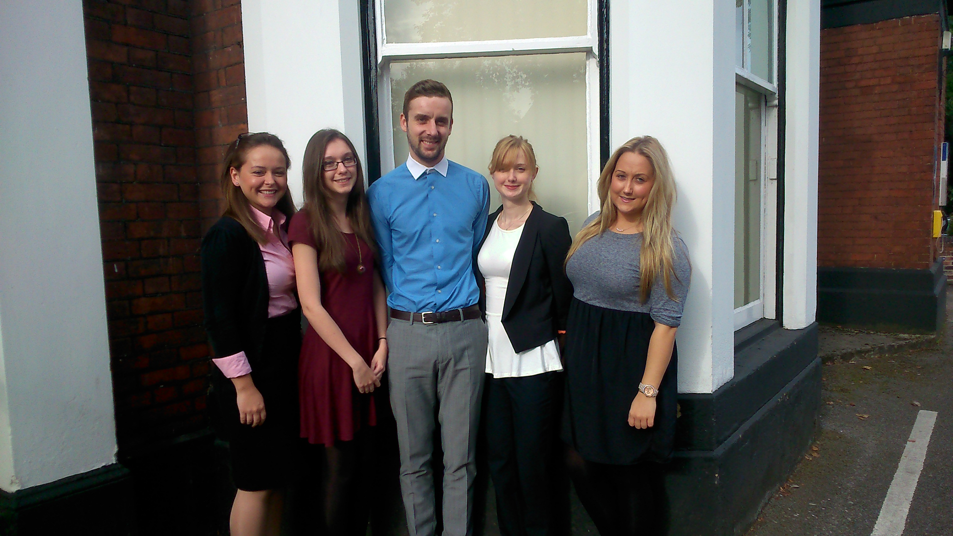 Cheadle company Aspire-Education is officially 'Youth Friendly'