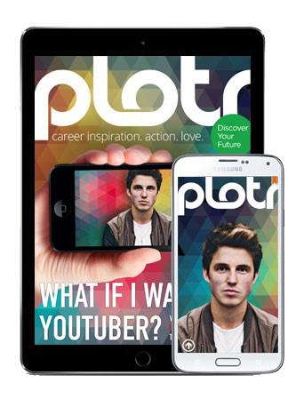 New Plotr E-Magazine